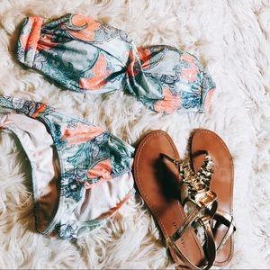 Victoria's Secret Swim - Victoria's Secret Swim Set 32D, XS.